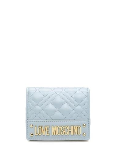 Love Moschino Cüzdan Mavi